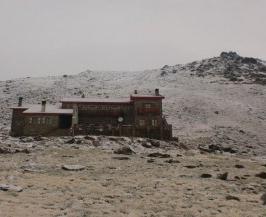 Informe semanal de condiciones: primera nevada (23/10/2011)