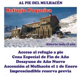 Fin de Año montañero 2011