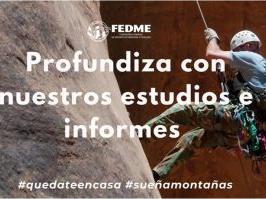 Propuestas de la FEDME para la cuatentena