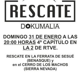 «RESCATE» Nuevo Episodio