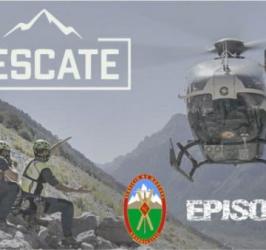 Rescate, la serie documental del SEREIM