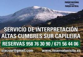 SIAC Capileira vuelve al  Chorrillo