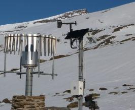Record de temperaturas en el Refugio Poqueira