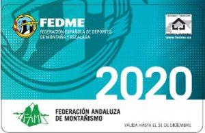 licencia fam 2020